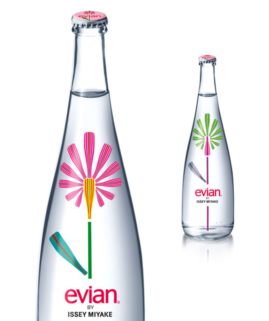 Lovely Package Evian