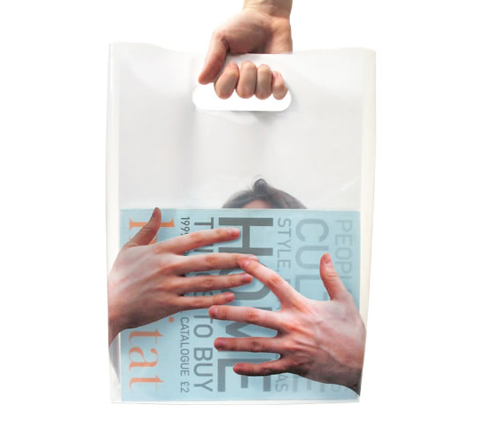 LovelyPackage Carrier Bag