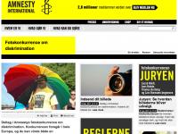 Amnesty International Fotokonkurrence