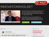 Post Danmark: Innovationsholdet